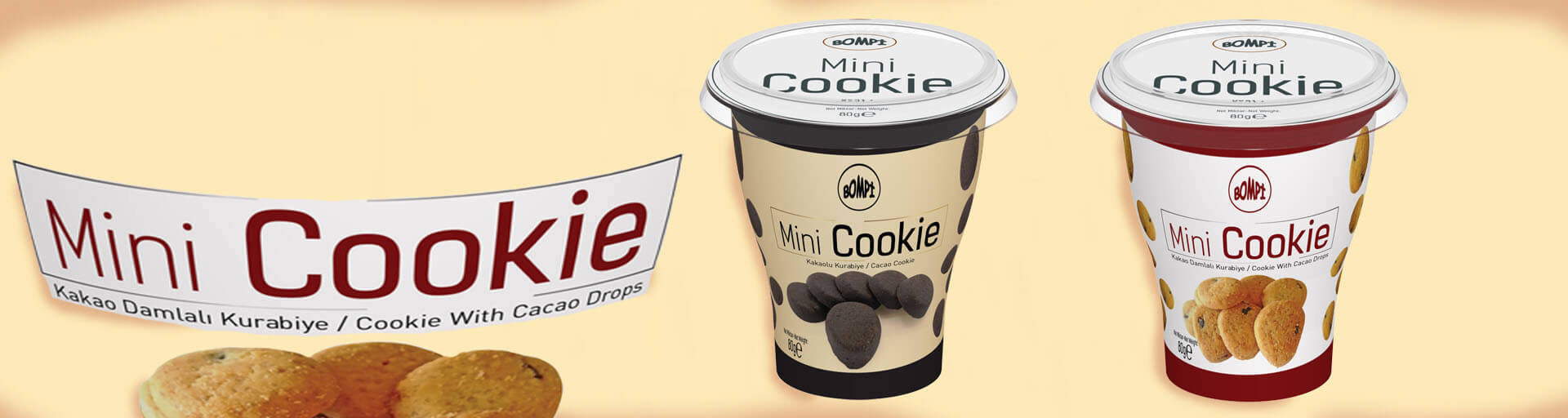Bompi Mini Cookies